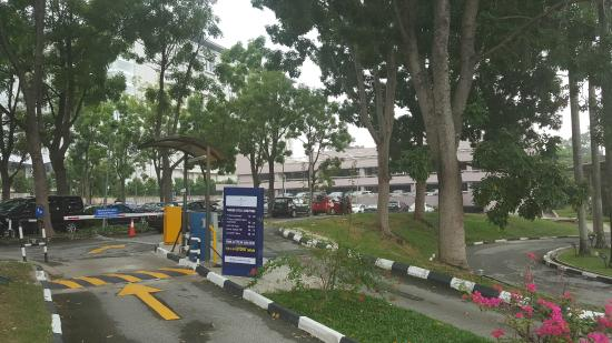 Carpark C Picture Of Dorsett Grand Subang Subang Jaya Tripadvisor