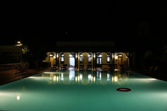 Saidu, Pakistán: Pool