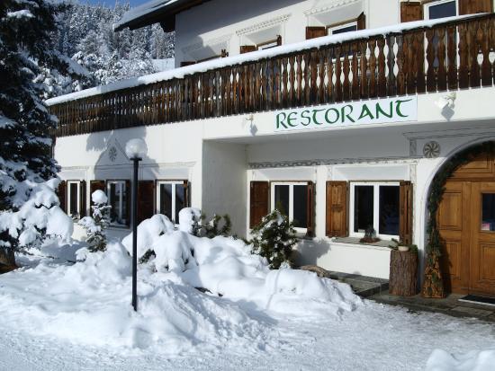 Ftan, Szwajcaria: Hotel Engiadina