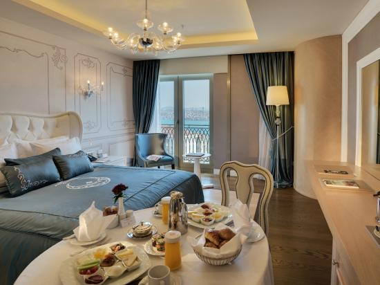 Cvk Park Bosphorus Hotel Istanbul Superior View Room