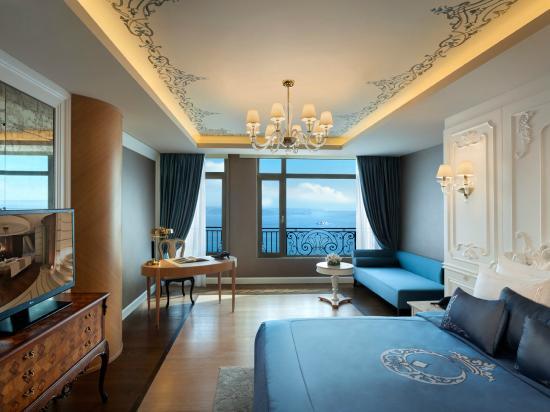 Cvk Park Bosphorus Hotel Istanbul Deluxe View Room
