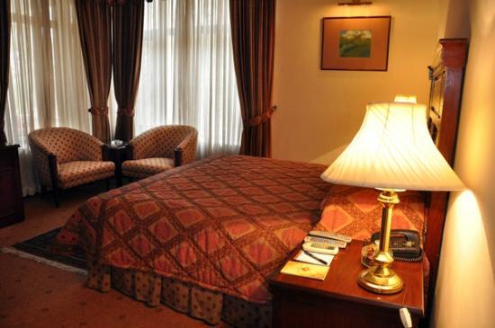 Saidu, Пакистан: Room