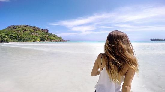 Ilha de Praslin, Ilhas Seychelles: Anse Volbert