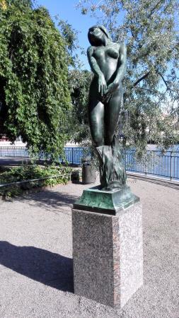 Paddling Stockholm