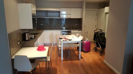 Bonavista Apartments Barcelona - Passeig de Gracia: cucina