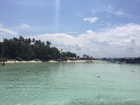 Scuba Junkie Mabul Beach Resort: Mabul