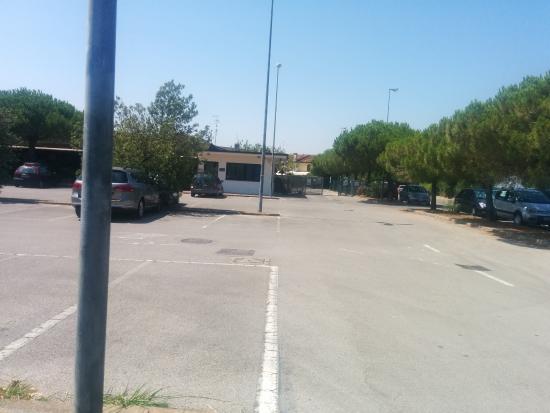 Villaggio Club Teodorico: ingresso villaggio