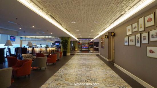 Lobby - Picture Of Estadia Hotel  Melaka