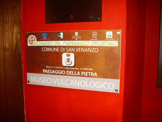 Parco e Museo Vulcanologico di San Venenzo: locandina
