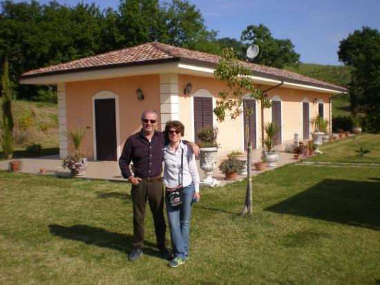 Albanella, Italia: Io e mia Moglie