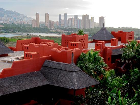 Asia Gardens Hotel & Thai Spa, a Royal Hideaway Hotel: Vistas.