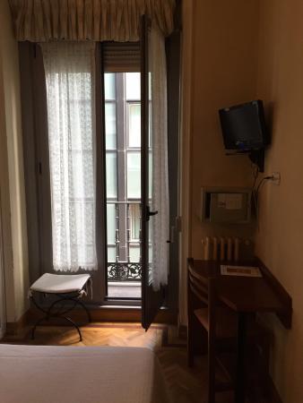 Hostal San Lorenzo: номер
