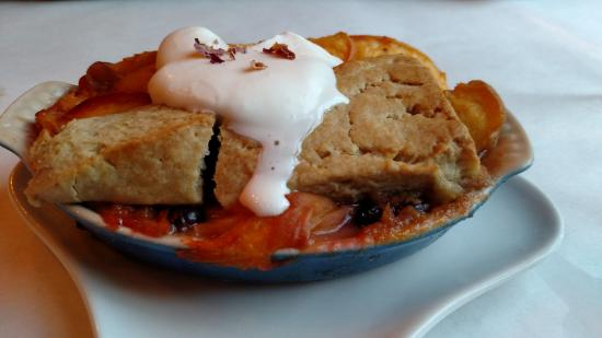 Amenia, estado de Nueva York: Berry Cobbler
