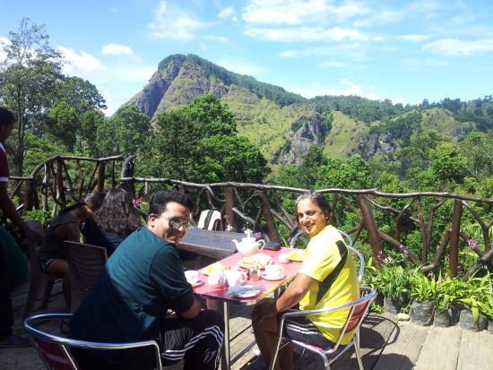 Merveilleux Ella Flower Garden Resort: The Garden Cafe