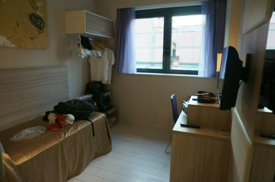 Hotel Cristina: single room