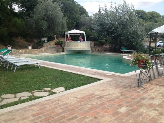 Podere Santa Maria: Swimming pool