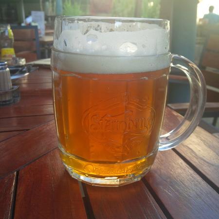 Pivovarska pivnice: Beer