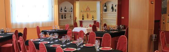 อัลวาเซเต, สเปน: Restaurante A Fuego Lento Albacete