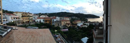 Hotel Santa Caterina : Vista dalla camera.