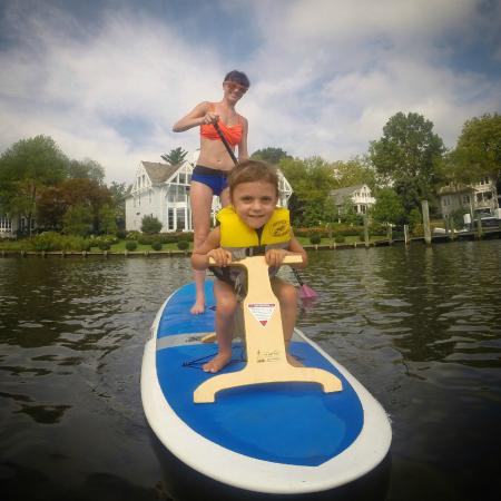 dc0aa2558b We are baby friendly! - Picture of Capital SUP, Annapolis - TripAdvisor