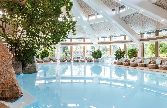 Sonnenalp Resort: Sonnenalp_Quellengarten Sommer
