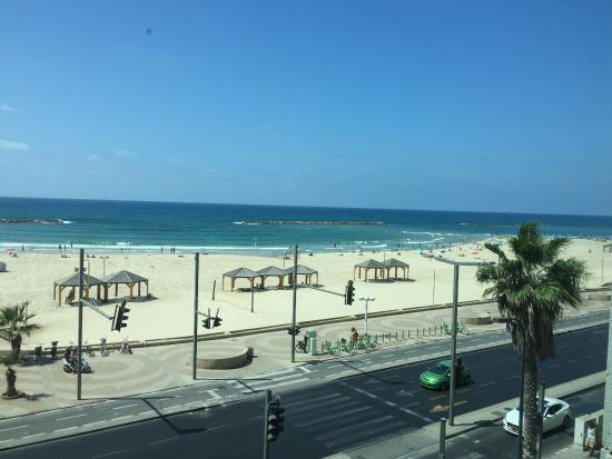Royal Beach Hotel Tel Aviv by Isrotel Exclusive Collection: View from our third floor room