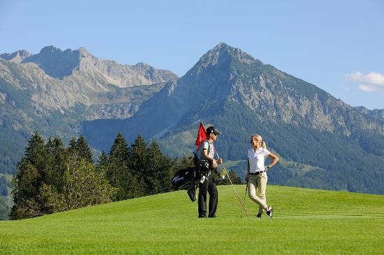 Sonnenalp Resort: Sonnenalp_Golfplatz Oberallgäu