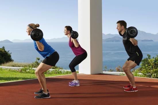 Robinson Club Daidalos: fitness Daidalos