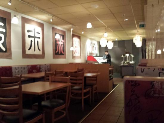 Rice Asian Restaurant & Bar: Great place!