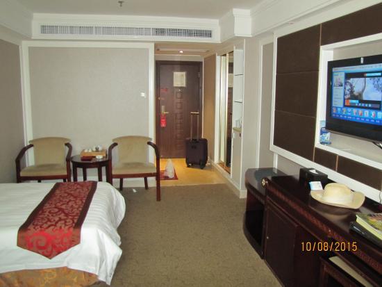 Binhai Hotel: Otra vista de la habitación