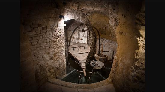 """Museo della Tortura : """"Il pozzo"""""""