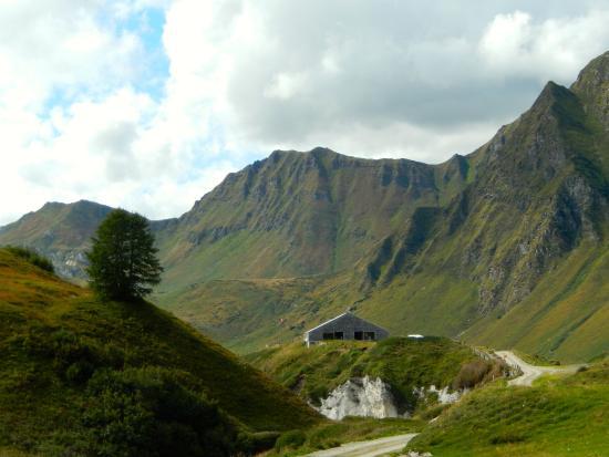 Piotta, Swiss: Capanna Cadagno