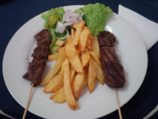 Zorba le Grec: great tasting