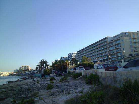 Qawra Palace Hotel - room photo 2354761
