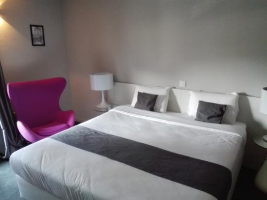 Habitacion Picture Of Hotel Retro Brussels Tripadvisor - Habitacion-retro