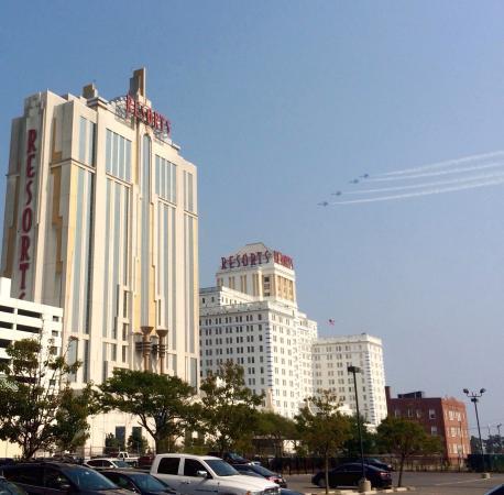 Window View - Courtyard Marriott Atlantic City Beach Block Photo