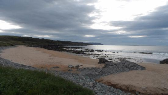 Lecemy, ไอร์แลนด์: la plage à 5 min