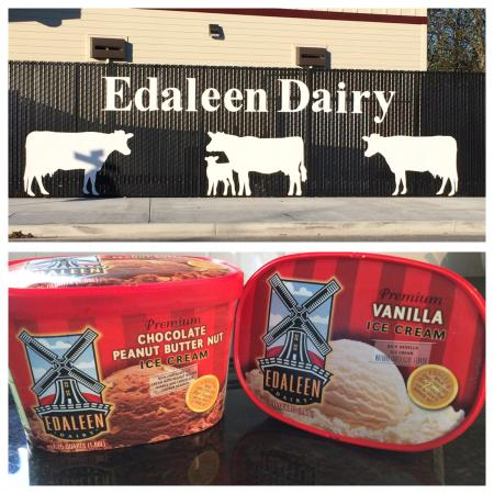 Photo of American Restaurant Edaleen Dairy Ice Cream Shop at 458 Peace Portal Dr, Blaine, WA 98230, United States