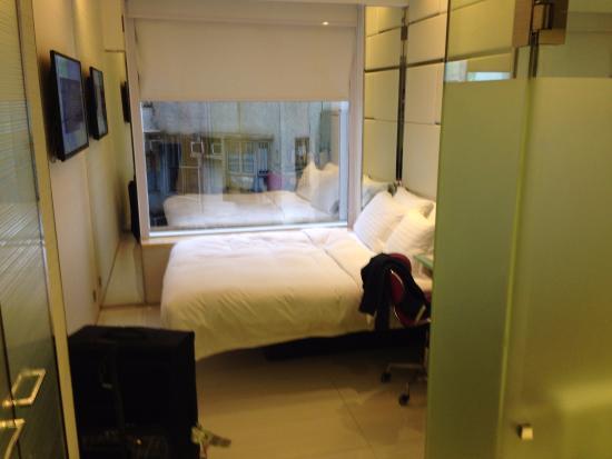 Iclub Fortress Hill Hotel Blick Auf Das Bett