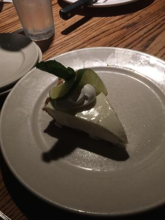 The Chop House : Key Lime Pie