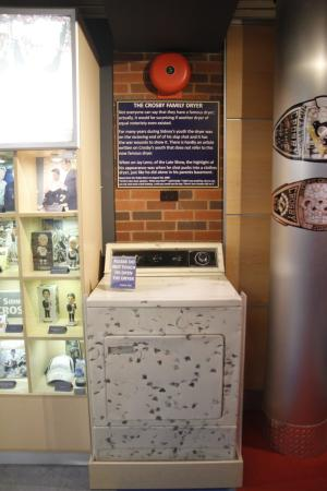 crosby washing machine