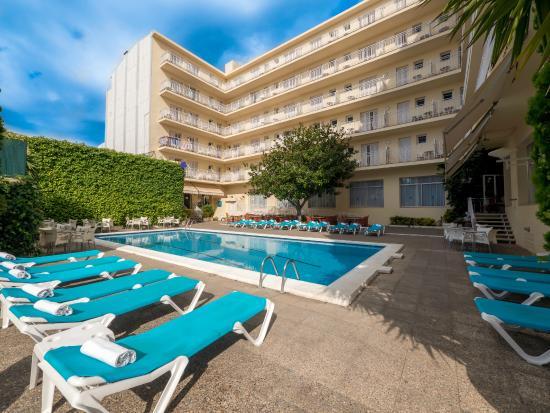 Checkin pineda updated 2017 hotel reviews price for Restaurant pineda de mar