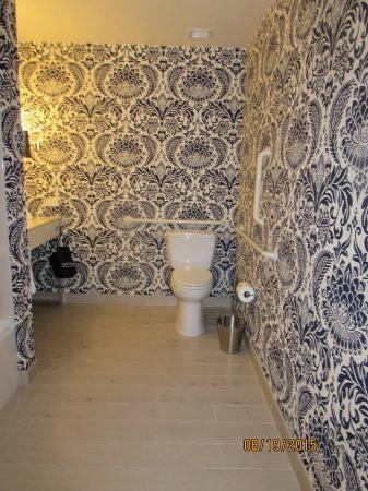 Bathroom Picture Of Kimpton Hotel Monaco Philadelphia - Bathroom tile philadelphia