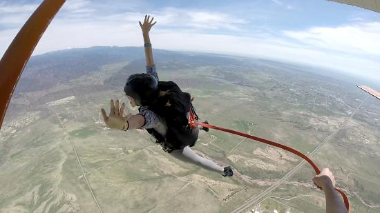 Letting Go: Static Line Skydiving - High Sky Adventures