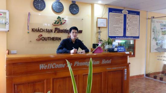 Valley View Sapa - Phuong Nam Hotel: lễ tân