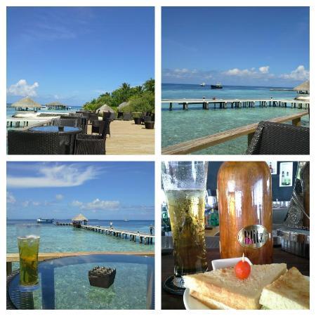 Eriyadu Island Resort: My Favorite main bar