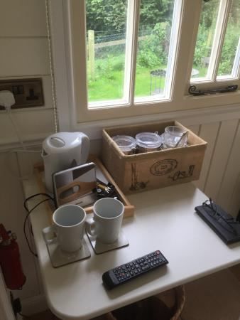 Odcombe, UK: tea & coffee