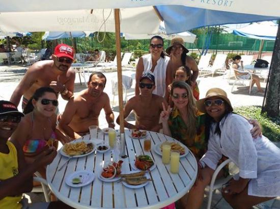 Salinas do Maragogi All Inclusive Resort: Areas da piscina