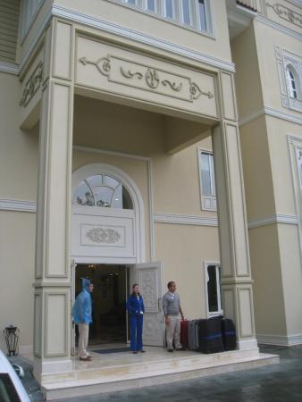 Ali Bey Resort Sorgun: Hotel entrance