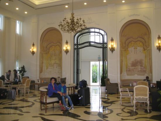 Ali Bey Resort Sorgun: Lobby